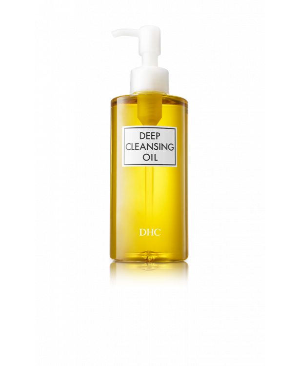 DHC Oil cleanser