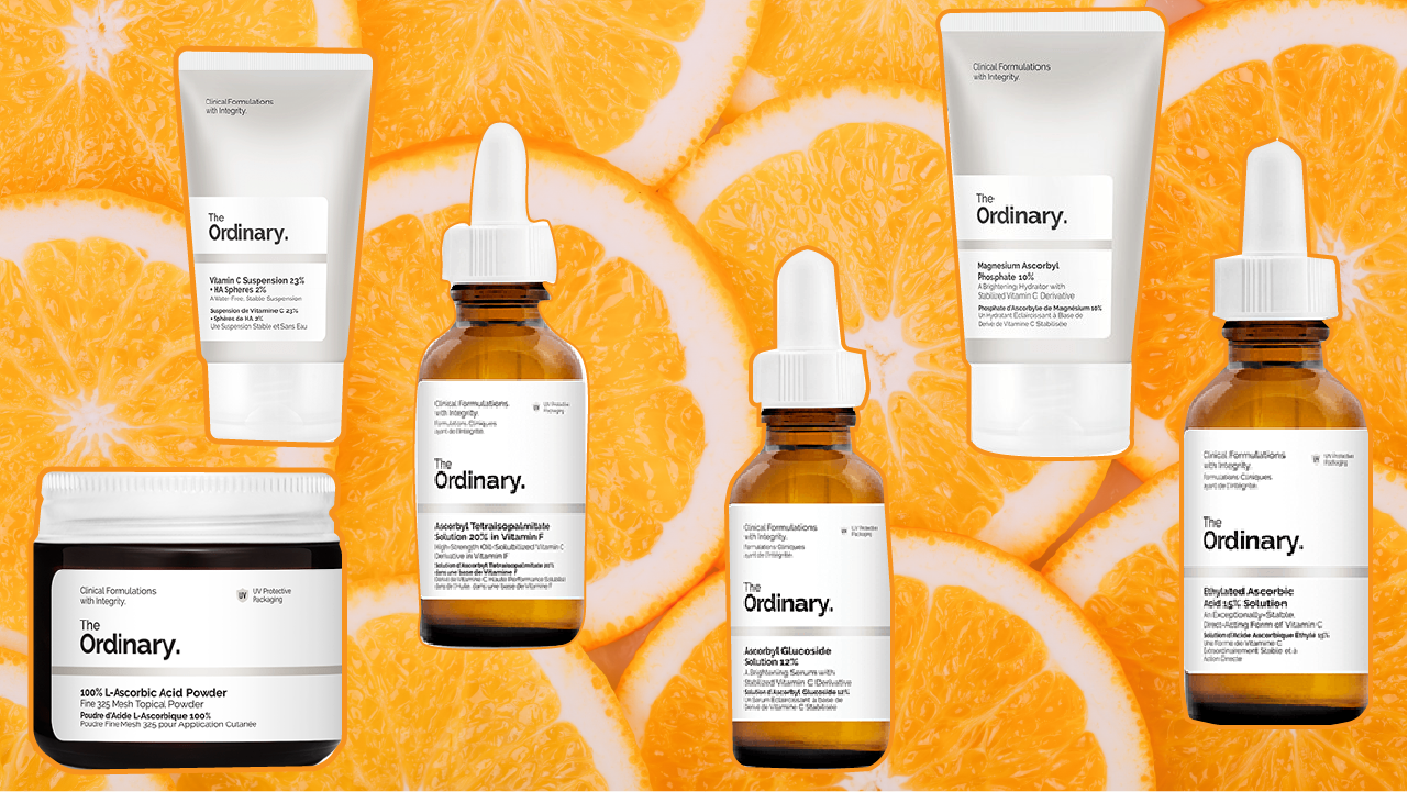 The Ordinary Vitamin C Products The Best and Ultimate Guide